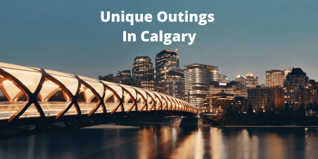East Hills takes you on unique outings in YYC
