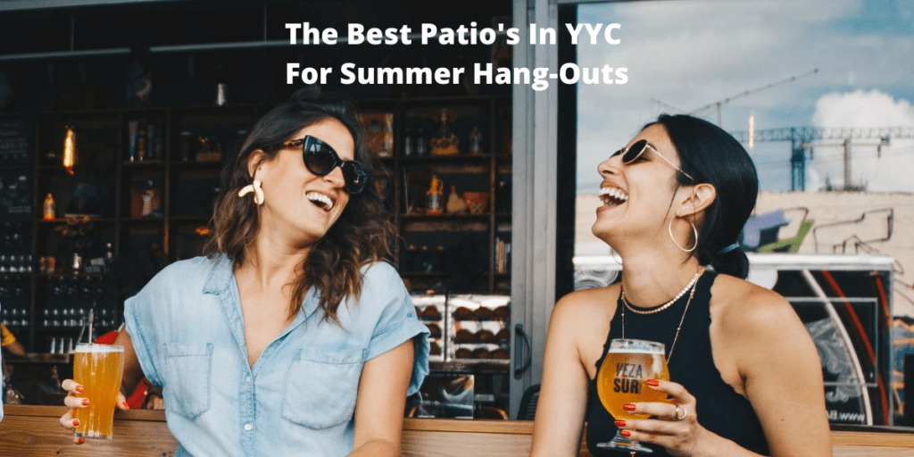 East Hills helps you find the perfect patios in yyc!